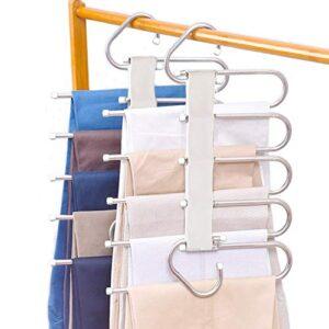 Aprovecha El Precio De Perchas Para Pantalones Ahorra Espacio Al Comprar Online