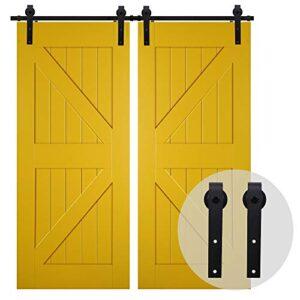 Herrajes Puertas Correderas Granero Doble Mira Las Opiniones Antes De Comprar