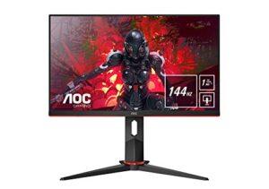 ¿buscas El Mejor Precio Para Comprar Monitores 144 Hz Aoc Oferta Aqui