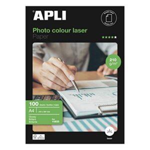 Compra Papel Fotografico A4 Laser Brillante Y Paga De Forma Segura 100