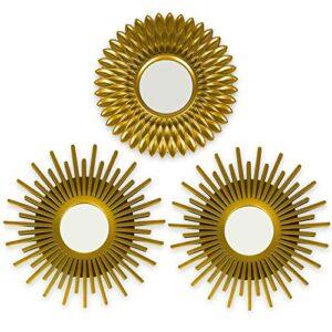 Aprovecha El Descuento De Espejos Decorativos Vintage Dorado Al Comprar Online