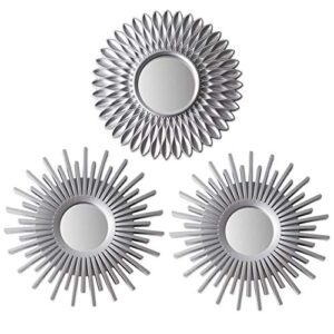 Espejos Decorativos De Pared Vintage Plata Opiniones Reales Con Ofertas Hoy