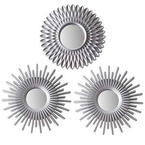 Espejos Decorativos De Pared Grandes Color Plata Opiniones Reales Con Ofertas Hoy