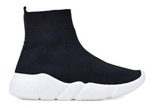 Aprovecha El Precio De Zapatillas Deportivas Mujer Altas Tipo Calcetin Al Comprar Online