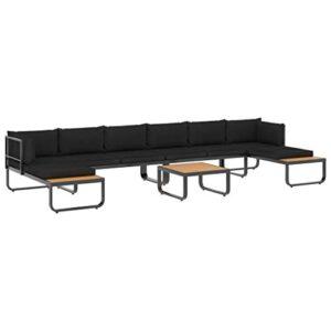 Sofas Exteriores De Terraza Aluminio Beneficiate De La Oferta Aqui