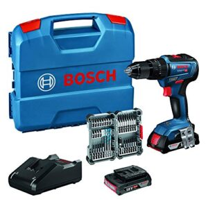 Taladro Percutor Bosch Bateria 18v Los Mejores Para Comprar En Internet Facilmente