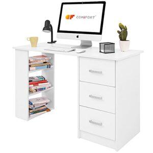 Aprovecha El Precio De Mesas De Escritorio Blancas 120 Al Comprar Online