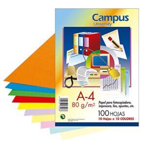 Papel A4 Colores Opiniones Y Comparativa De Precio Aqui