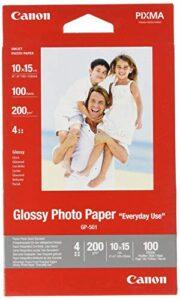 Mejores Precios En Papel Fotografico 10x15 Canon Pixma. Compra 100 Segura. Envios Gratis