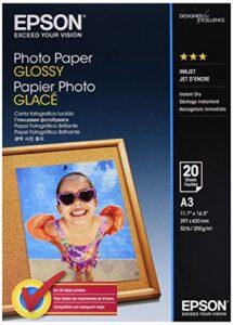 Mejores Precios En Papel Fotografico Epson A3. Compra 100 Segura. Envios Gratis
