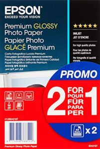 Papel Fotografico Epson Premium Glossy Mira Las Opiniones Antes De Comprar