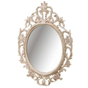 ¿quieres Comprar Espejos Decorativos De Pared Vintage Blanco Revisa Nuestras Ofertas