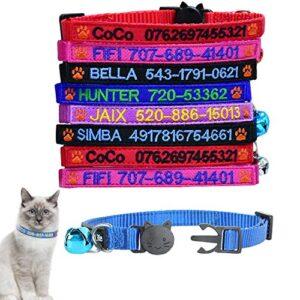¿quieres Comprar Collares Gatos Con Nombre Revisa Las Ofertas Aqui