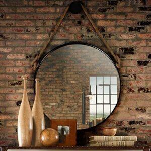 Espejos Decorativos De Pared Redondos Grandes Mira Las Opiniones Antes De Comprar