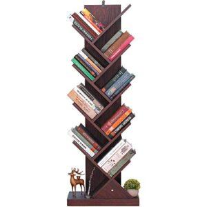 Librerias De Madera Arbol Lee Opiniones Antes De Comprar