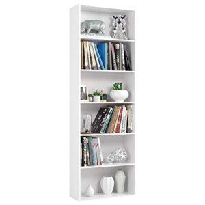 ¿quieres Comprar Librerias Blancas Estrechas Mira Las Ofertas Aqui