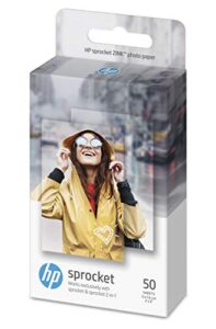 Oferta Para Comprar Papel Fotografico Hp Sprocket Plus De Forma Facil Aqui