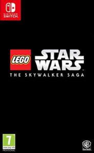 Mejores Precios En Juegos Nintendo Switch Lego Star Wars. Pago Seguro 100. Envios Gratis