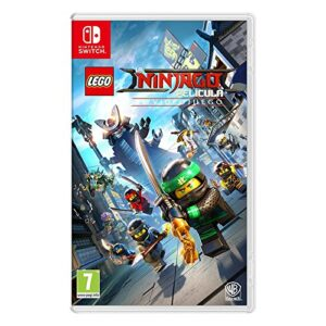 Juegos Nintendo Switch Lego Ninjago Opiniones Y Comparativa De Precio Aqui