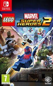 ¿quieres Comprar Juegos Nintendo Switch Lego Marvel Revisa Nuestras Ofertas