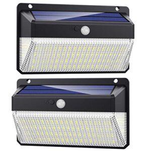 Iluminacion Exterior Solar Y Sensor De Presencia En Oferta Hoy Para Comprar