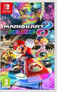 Aprovecha El Precio De Juegos Nintendo Switch Mario Kart 8 Deluxe Al Comprar Online