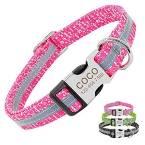 Aprovecha El Precio De Collares Perros Pequenos Personalizados Al Comprar En Internet