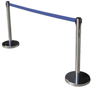 ¿quieres Comprar Postes Separadores Azul Mira Las Ofertas Aqui