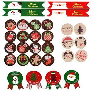 Adhesivos Navidad Regalos Lee Opiniones Antes De Comprar