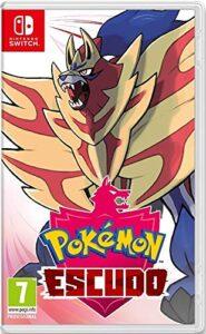 ¿buscas El Mejor Precio Para Juegos Nintendo Switch Pokemon Escudo Lo Tenemos Aqui