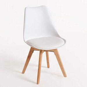 ¿quieres Comprar Sillas Comedor Blancas Ikea Mira Las Ofertas Aqui