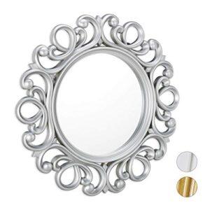 Compra Espejos Decorativos De Pared Blanco Roto Y Paga De Forma Segura 100