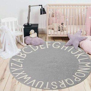 Oferta Para Comprar Alfombras Infantiles Redondas 120 Facilmente Aqui