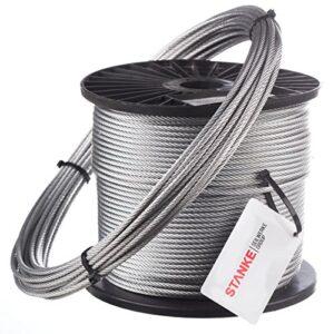 Aprovecha El Precio De Cable Acero 100m 10mm Al Comprar Online