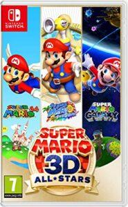 ¿quieres Comprar Juegos Nintendo Switch Mario 3d All Stars Echa Un Vistazo A Las Ofertas Aqui