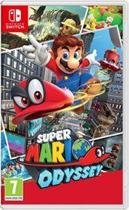 Juegos Nintendo Switch Mario Odyssey Beneficiate De La Oferta Aqui