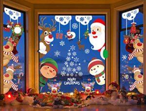 Adhesivos Navidad Para Ventanas Mira Las Opiniones Antes De Comprar