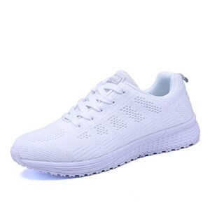 Zapatillas Deportivas Mujer Blancas Baratas A Precio Rebajado Para Comprar