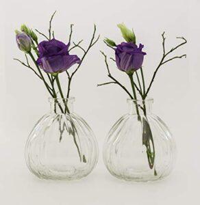 Jarrones Cristal Pequenos Para Flores Los Mejores Para Comprar Online Facilmente