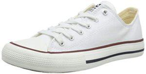 Aprovecha El Precio De Zapatillas Deportivas Mujer Blancas Anchas 36.5 37 Al Comprar Online